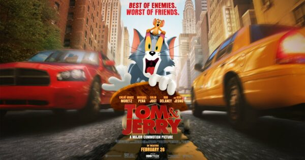 Tom & Jerry Movie