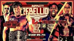 Impact Wrestling Rebellion