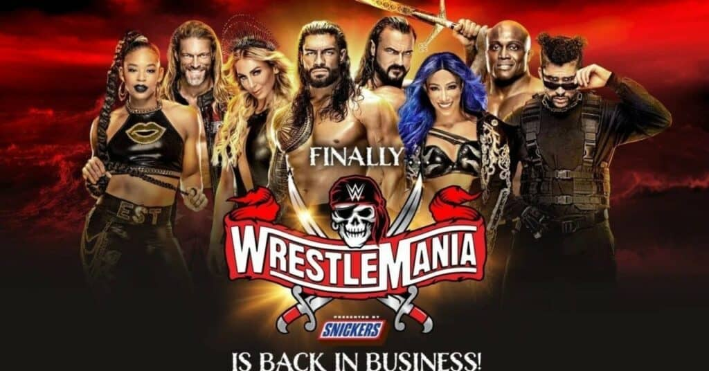 Wrestlemania 37 Preview