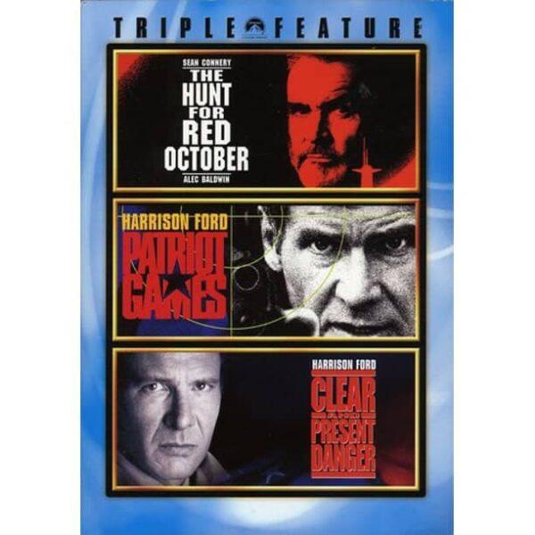 Jack Ryan Movies