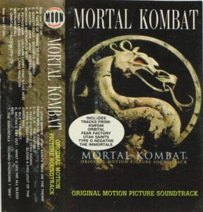 Mortal Kombat Soundtrack