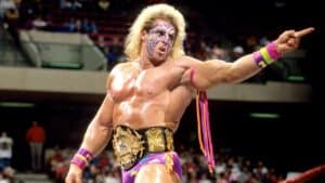 Ultimate Warrior WWF Championship