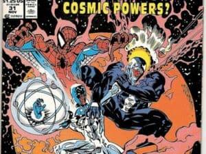 Had Kept His Cosmic Powers