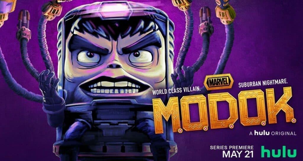 Modok Season 1